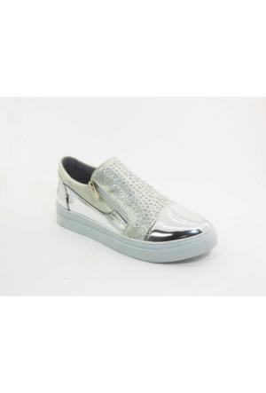 Dizzy Taşlı Kadın Spor Ayakkabı Dzy 002