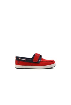 Timberland Kırmızı Çocuk Ayakkabısı A19II