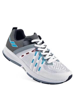 Lescon L4526 Beyaz Bağcıklı Easystep Erkek Spor Ayakkabı