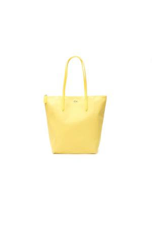Lacoste L.12.12 Concept Sarı Kadın Çanta Nf1890Po.843