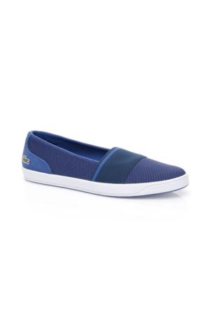 Lacoste Lyonella Slip Kadın Lacivert Sneaker Ayakkabı 733Caw1023.Nv1