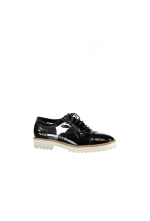 Elle Katyuska Kadın Ayakkabi Siyah