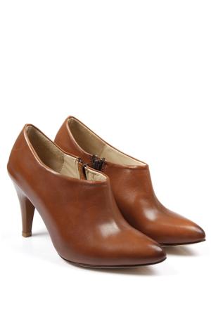 Gön Deri Kadın Ayakkabı 22154
