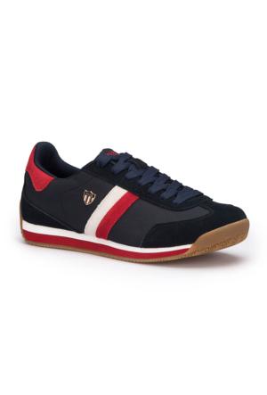 U.S. Polo Assn. Bonı Lacivert Kadın Sneaker Ayakkabı
