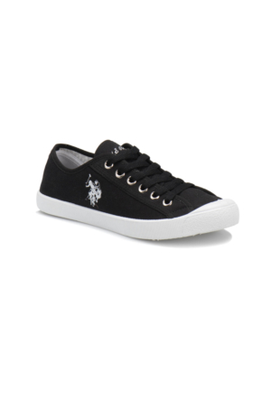 U.S. Polo Assn. Thron Siyah Erkek Sneaker Ayakkabı