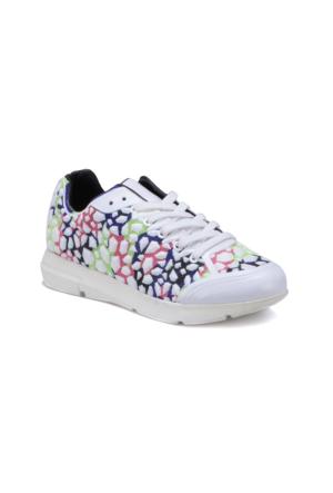 Art Bella U2401 Beyaz Kadın Athletic Ayakkabı
