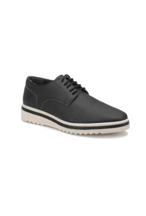 Jj-Stiller 10045-2 M 6693 Siyah Erkek Modern Ayakkabı