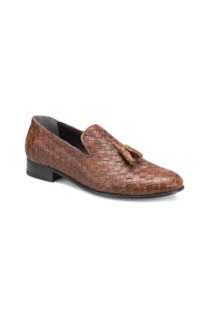 Garamond 1719 M 6688 Kahverengi Erkek Klasik Ayakkabı