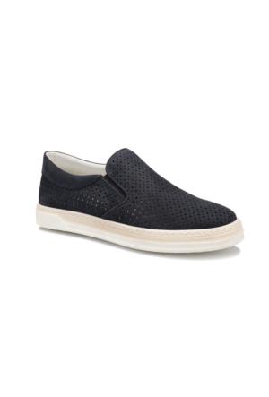 Forester 5013 M 1413 Lacivert Erkek Deri Sneaker Ayakkabı