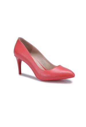 Butigo S806 Nar Çiçeği Kadın Gova Ayakkabı
