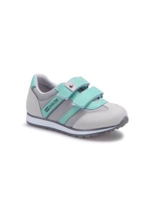 Yellow Kids Yk545 Gri Erkek Çocuk Athletic Ayakkabı