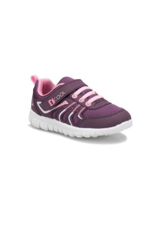 I Cool Mutı Mor Pembe Kız Çocuk Sneaker Ayakkabı