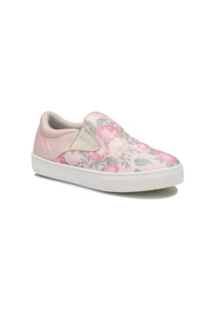 Seventeen G-C16769 Pembe Kız Çocuk Slip On Ayakkabı