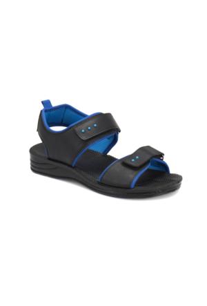 Panama Club Pnm513-1 Siyah Erkek Çocuk Basic Sandalet