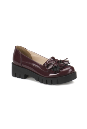 Seventeen Bam100 Bordo Kız Çocuk Ayakkabı