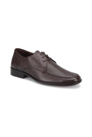 Garamond 2385 Kahverengi Erkek Deri Ayakkabı