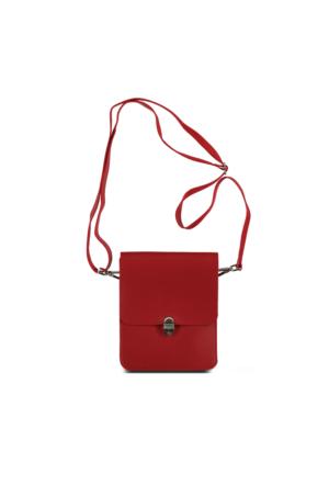 Marjin Voda Postacı Çanta Kırmızı
