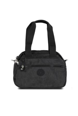 Marjin Sebe Günlük Postacı Çanta Siyah