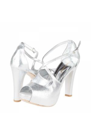 Monetta Kadın Abiye Ayakkabı