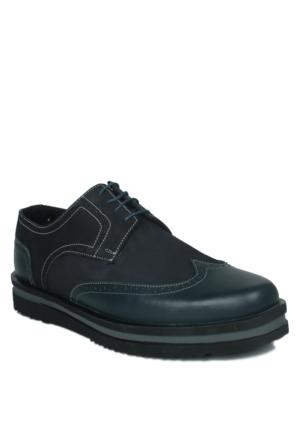 Se-Sa 737502 041 421 Erkek Lacivert Ayakkabı