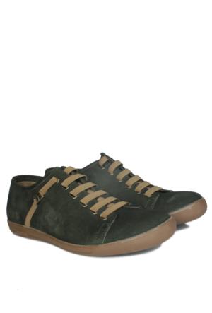 Kalahari 850660 039 672 Erkek Yeşil Günlük Ayakkabı