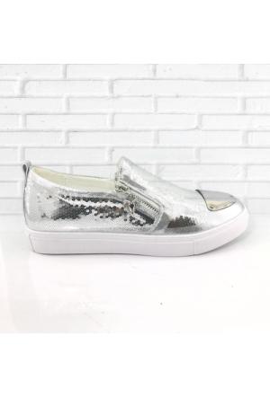 Guja Günlük Kadın Ayakkabı Pullu 16K274 1 03