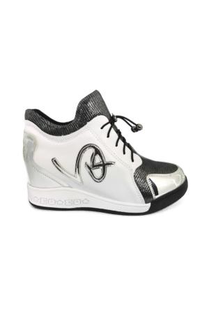 Guja Kadın Spor Gizli Topuklu Ayakkabı 17Y373 03
