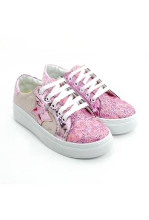 Sema Kız Çocuk Günlük Ayakkabı 113268 02