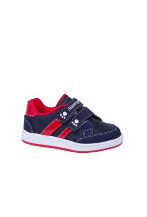 Slazenger Fany Lacivert Erkek Çocuk Yürüyüş Ayakkabısı