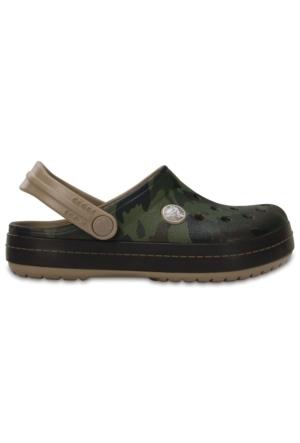 Crocs 204538 Crocband Graphic Clog K Çocuk Sandalet
