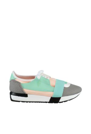 Dujour Paris DJA1000-12 Bayan Ayakkabı