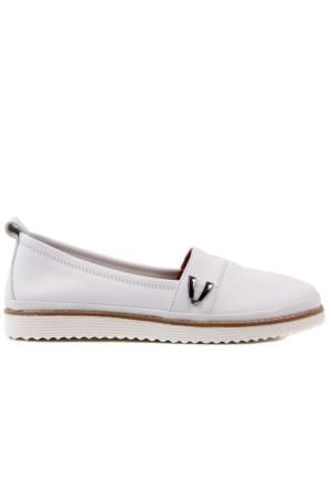 Sail Lakers Estile Beyaz Kadın Ayakkabı