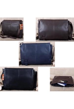 My Luggage My Business Omuz Askılı Evrak Çantası