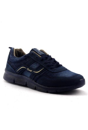 Brago Günlük Yürüyüş Koşu Kot Hafif Taban Erkek Spor Ayakkabı