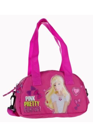 Hakan Çanta Barbie Büyük El Çantası (62764 - Pembe)