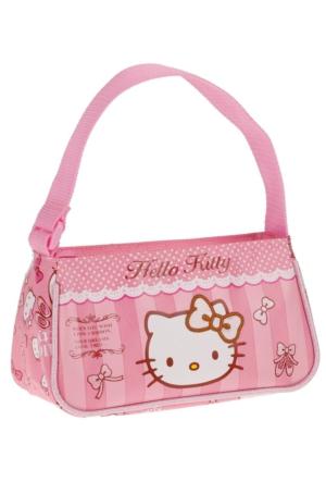 Hakan Çanta Hello Kitty Pembe El Çantası (86608)