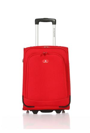 David Jones Valiz Küçük Boy Kırmızı