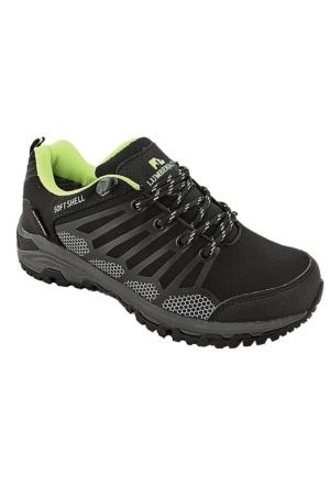 Lumberjack Wıngy A3373308 Waterproof Kadın Ayakkabı Siyah