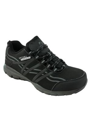Lumberjack Fenmore A3373332 Waterproof Kadın Ayakkabı Siyah