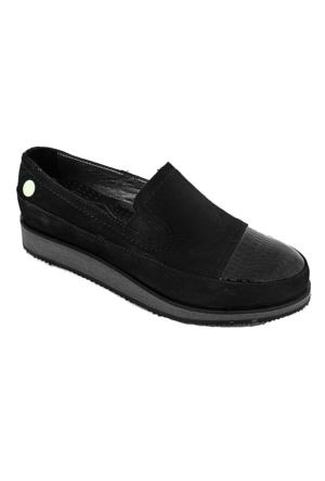 Mammamia D16Ka-3035 Kadın Günlük Ayakkabı Siyah