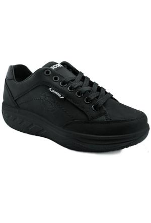 Scooter G0781Cs Günlük Ayakkabı Siyah