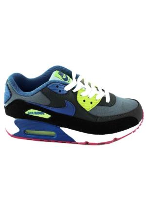Nıke Wmns Aır Max 90 Unisex Spor Ayakkabı Mavı