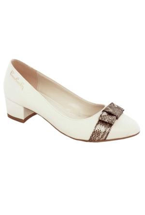 Pierre Cardin Pıerre Cardın 1048 Kadın Günlük Ayakkabı Bej
