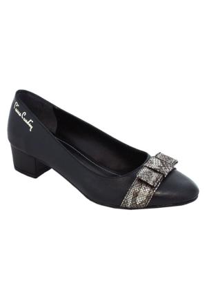 Pierre Cardin Pıerre Cardın 1048 Kadın Günlük Ayakkabı Siyah