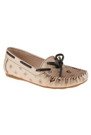 Pierre Cardin Pıerre Cardın 45819 Kadın Günlük Ayakkabı Somon