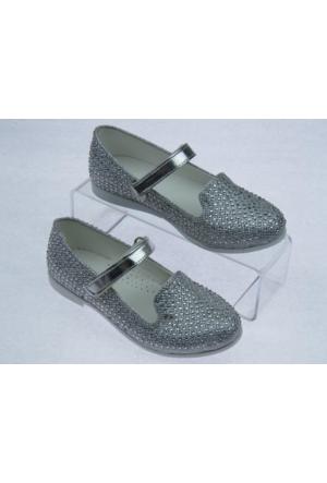 Swety Kız Çocuk Taşlı Ortopedıc Ayakkabı