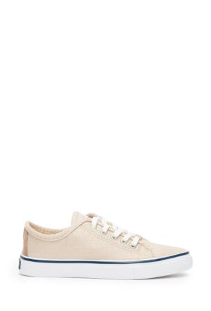 U.S. Polo Assn. Kadın Fara-Int Sneaker Ayakkabı Bej