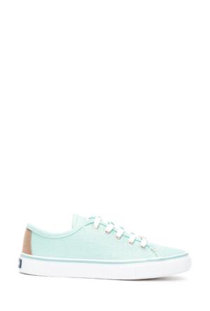 U.S. Polo Assn. Kadın Fara-Int Sneaker Ayakkabı Yeşil
