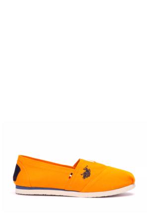 U.S. Polo Assn. Kadın Y6Huff-E Ayakkabı