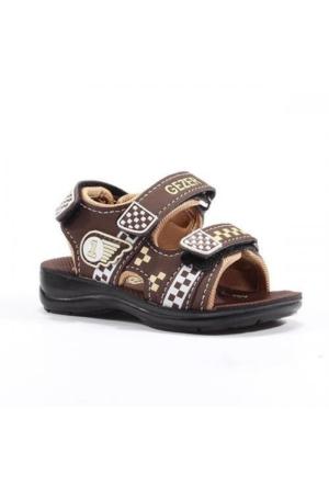 Gezer 7897 Günlük Cırtlı Erkek Çocuk Sandalet